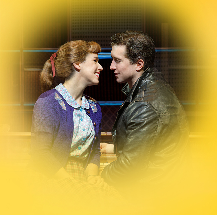 BEAUTIFUL The Carole King Musical on Broadway | Official